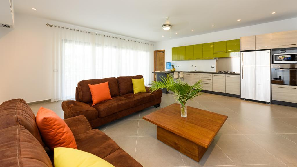 Aligio aparthotel spa las terrenas mai r f for Appart hotel salon