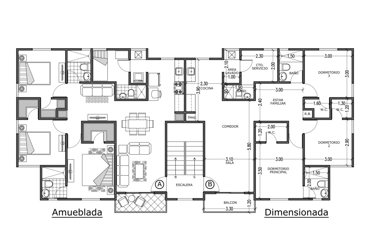 Residencial Residencial Balcones Del Norte Mai R 251 F